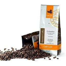 Colombia • Swiss Water decaffeinated