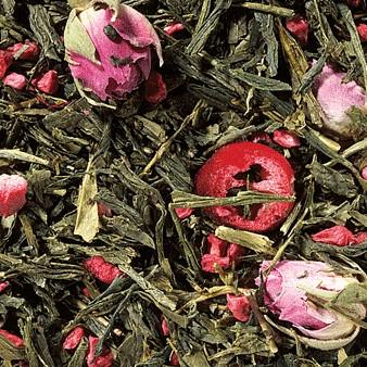 Sencha • Cranberry Rose