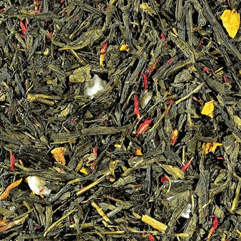 Sencha • Tropical (Pineapple/Mango)