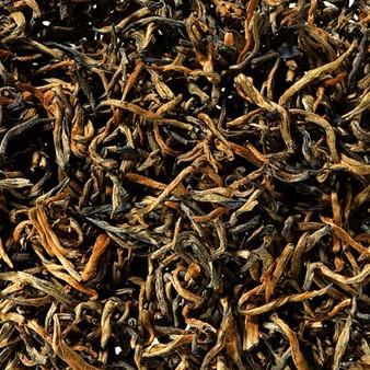 China • Yunnan • Special GOLDEN Black Tea (organic)