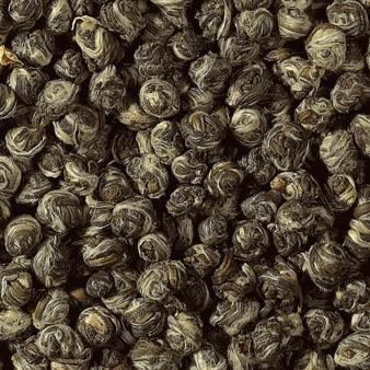 KÍNA FUJIAN • SÁRKÁNY-FŐNIX GYÖNGY TEA (organikus)