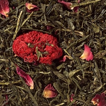 Sencha • Pomegranate Blossom (Pomegranate)